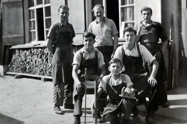 Kaupp & Diether Team 1935